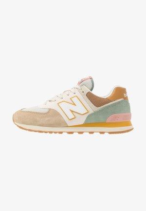 574 - Sneakersy niskie - tan