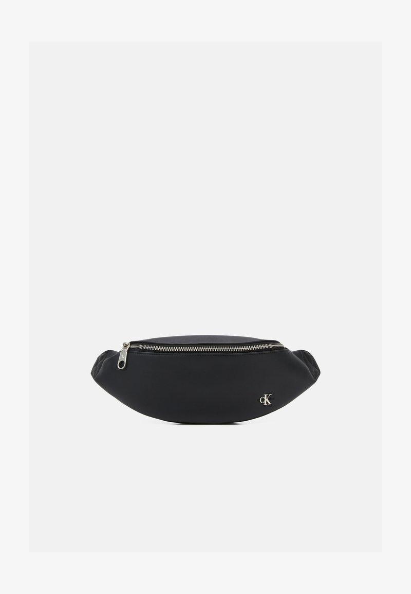 Calvin Klein Jeans - WAISTBAG SLIP  - Bum bag - black
