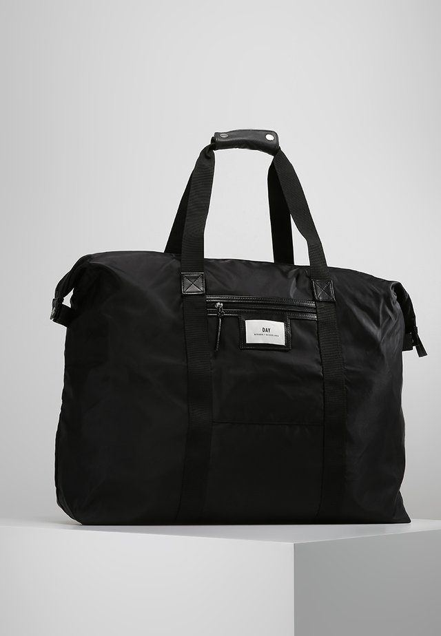 DAY GWENETH WEEKEND - Weekend bag - black