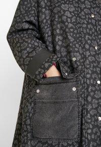 Diesel - G-ROBERT OVERCOAT - Winter coat - black - 3