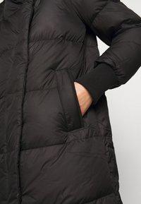 Lauren Ralph Lauren - MATTE FINISH COAT  - Down coat - black - 4