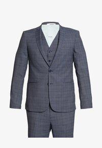 THORPE 3PCS SUIT SET - Suit - blue