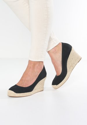 SEVILLE - Wedges - black