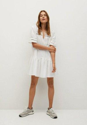 Jumper dress - blanco