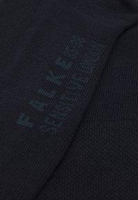 FALKE - SENS LONDON - Knee high socks - dark navy - 1