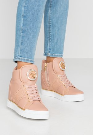 FREETA - Sneakers high - blush
