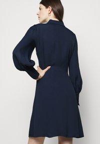 MICHAEL Michael Kors - MINI DRESS - Shirt dress - midnightblue - 4