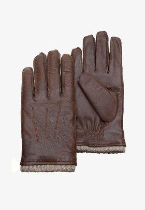 WILSON - Gloves - brown, beige