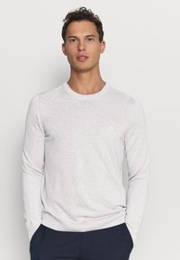 Marc O'Polo - CREW NECK - Jumper - twentyfour grey - 0