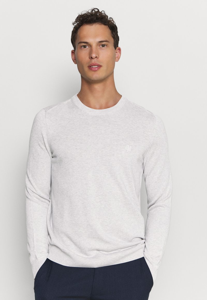 Marc O'Polo - CREW NECK - Jumper - twentyfour grey