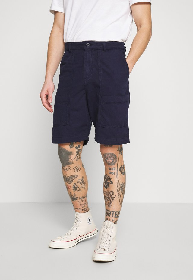 HARVEY - Shorts - navy