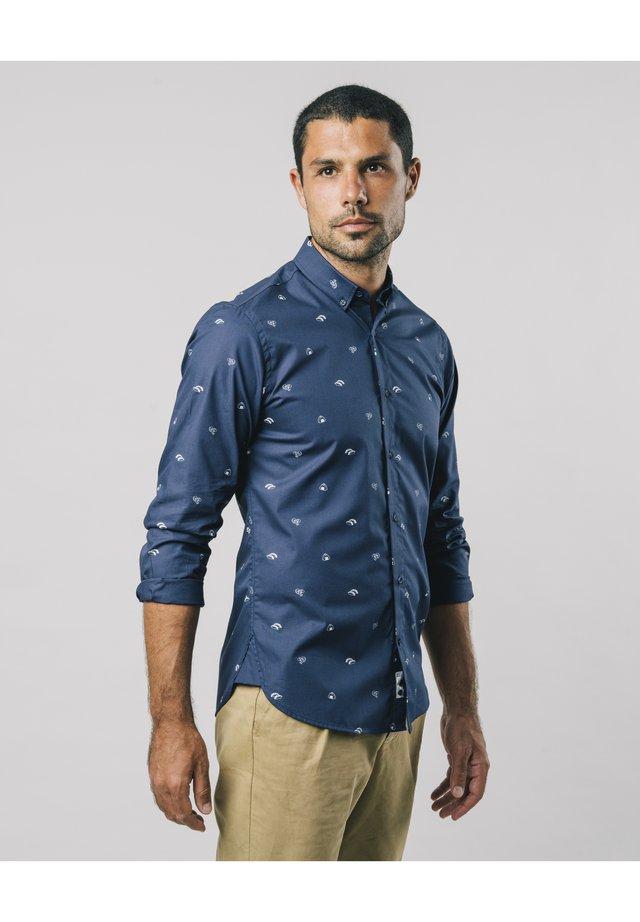 NIGIRI - Camicia - blue