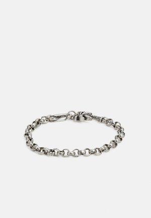 BEACH DAYS PALM CHAIN BRACELET - Bracelet - silver-coloured