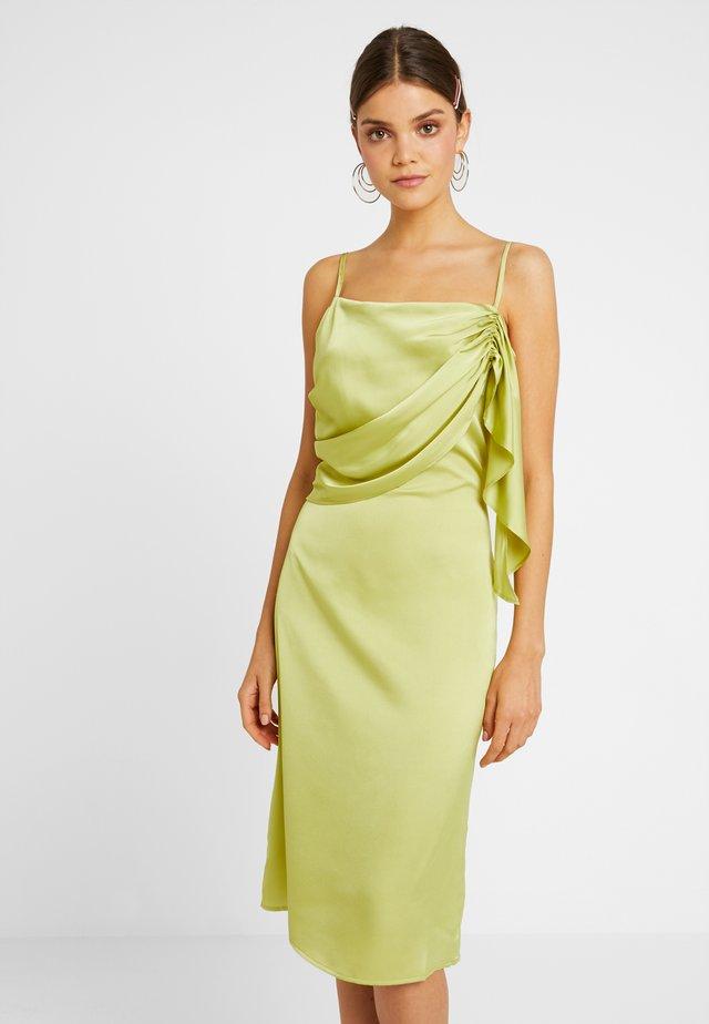 DUA DRESS - Cocktailkleid/festliches Kleid - lime