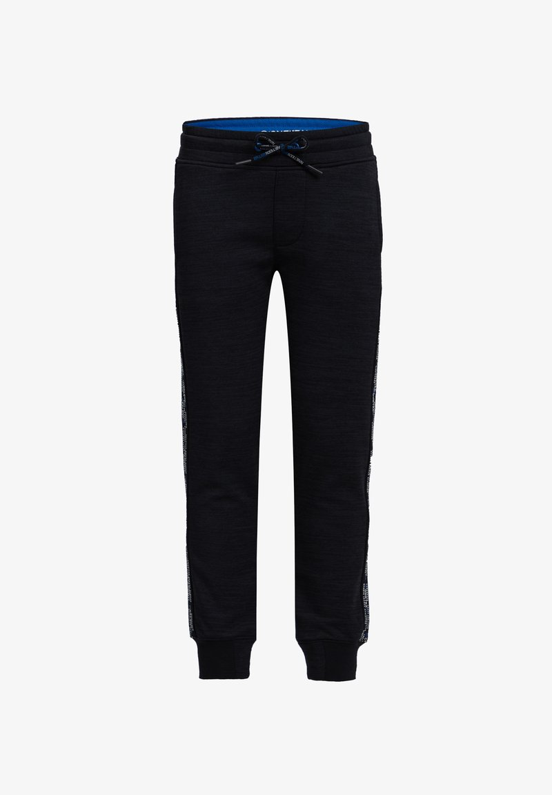 WE Fashion - Tracksuit bottoms - anthracite