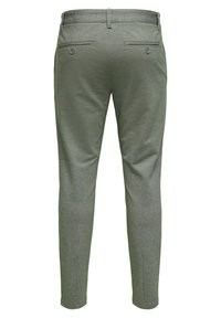 Only & Sons - ONSMARK TAP PANT  - Broek - olive night - 1