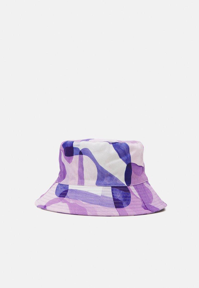 STUDIO ID - BUCKET HAT PRINT UNISEX - Hat - purple
