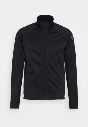 CORE IDEAL 2.0 - Softshelljacke - black