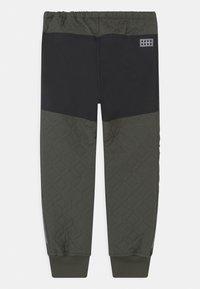 LEGO Wear - PELMO PANT THERMO - Outdoorové kalhoty - dark green - 1