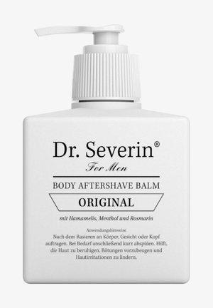 DR. SEVERIN MEN ORIGINAL BODY AFTER SHAVE BALSAM   200 ML PUMPSP - Moisturiser - -