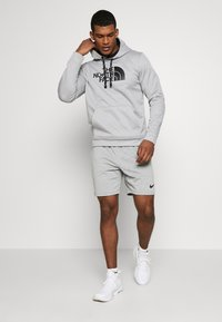 The North Face - MENS SURGENT HOODIE - Hoodie - light grey heather - 1