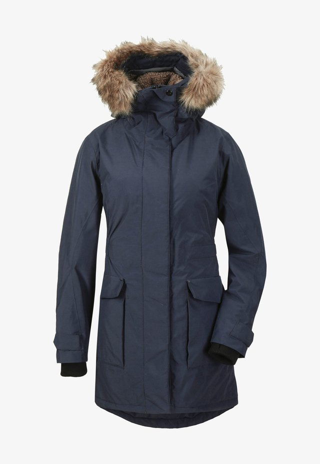 MEJA - Parkas - dark night blue