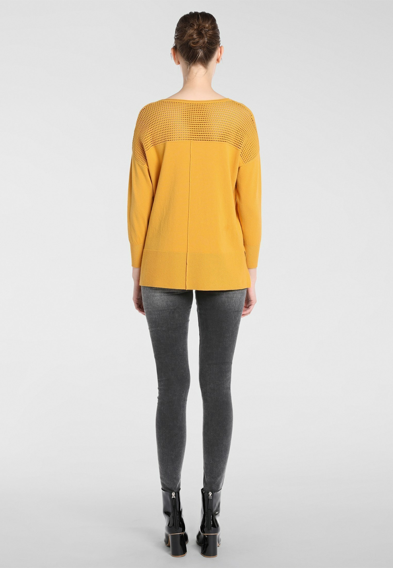 Cheap Women's Clothing Apart Jumper gelb Wqja8PFu5