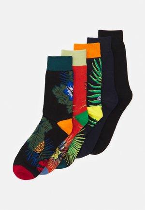 JACBRAC SOCK 5 PACK - Socks - black