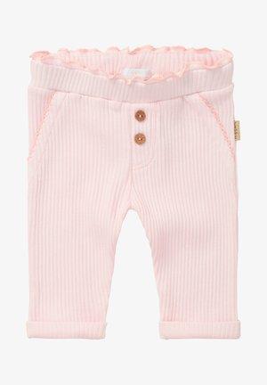 Trousers - primrose pink