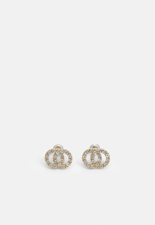 EARRINGS VICTORIA - Earrings - gold-coloured
