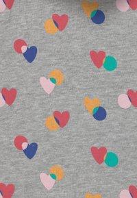 Blue Seven - KIDS GIRLS  - Zip-up sweatshirt - nebel melange - 2