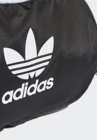 adidas Originals - WAIST ADICOLOR UNISEX - Bum bag - black/white - 4