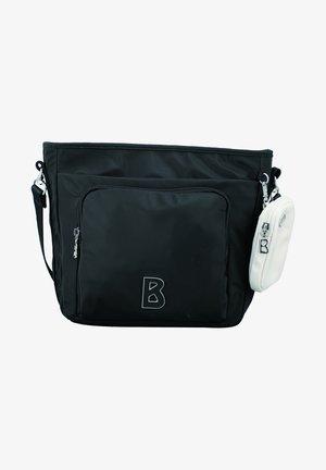 VERBIER  - Across body bag - black