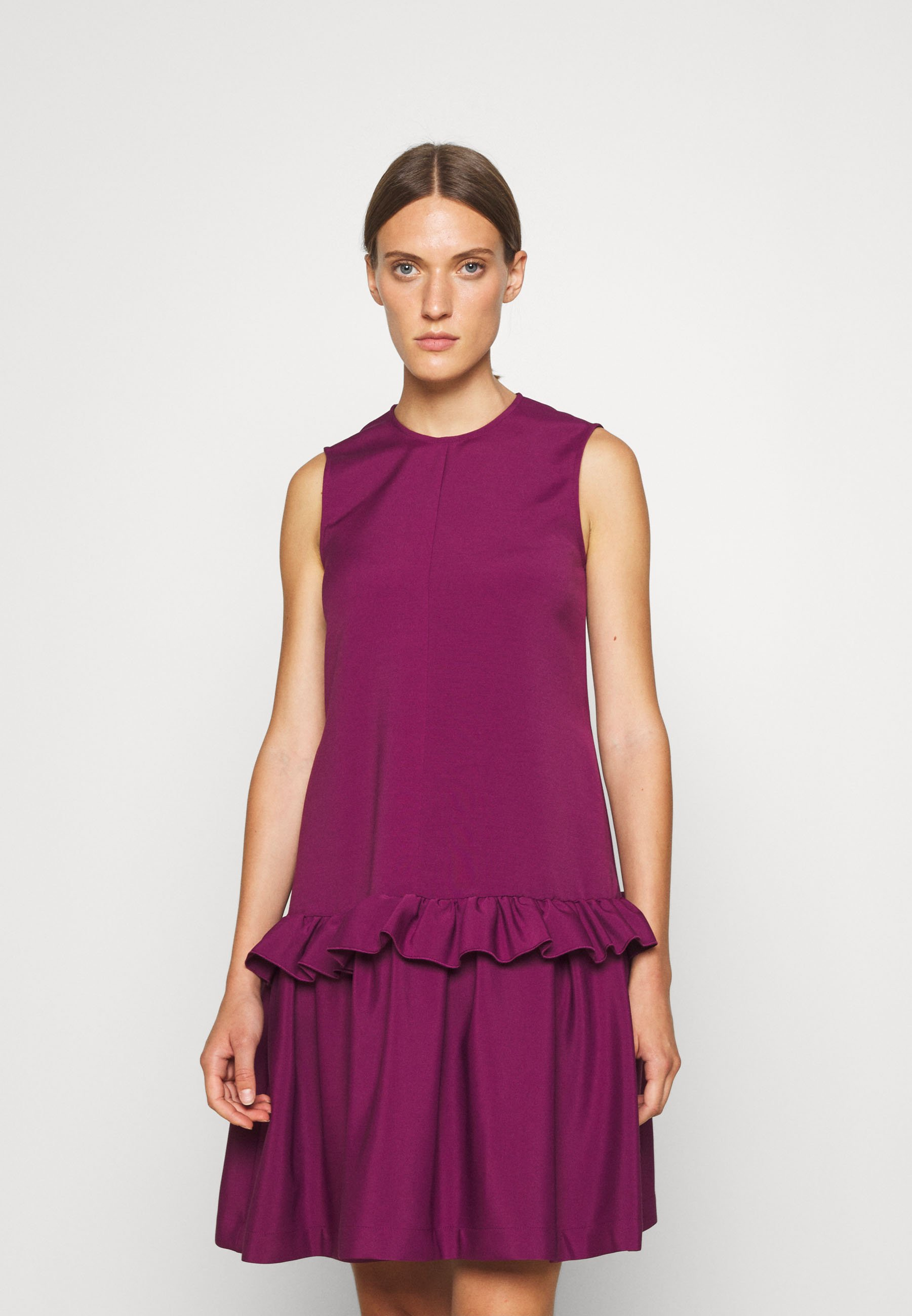 Donna FLOUNCE SHIFT DRESS - Vestito elegante