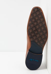 Van Lier - CARMELO - Smart lace-ups - cognac - 4