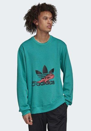 ADIDAS PT3 SWEATSHIRT - Sweater - glory green