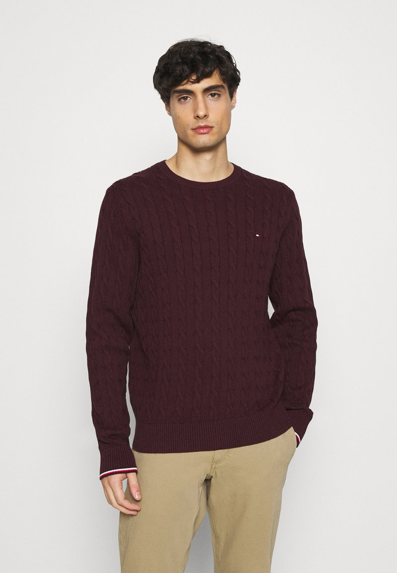 Tommy Hilfiger - Jumper - red