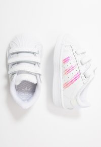 adidas Originals - SUPERSTAR - Sneakersy niskie - footwear white - 0