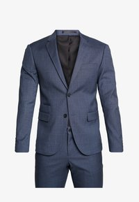 Lindbergh - CHECKED SUIT - Oblek - blue - 8