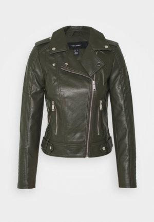 VMKERRIULTRA  - Faux leather jacket - rosin