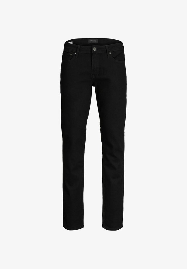 CLARK  - Jeans Straight Leg - black denim