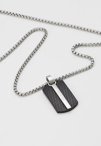 Guess - MAN IDENTITY - Necklace - silver-coloured - 4