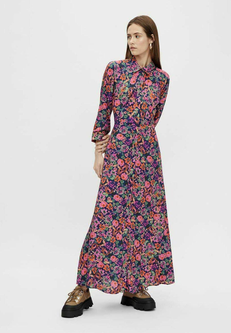 Damen BLUSENKLEID YASALIRA - Blusenkleid