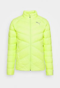 PWRWARM PACKLITE JACKET - Down jacket - sharp green