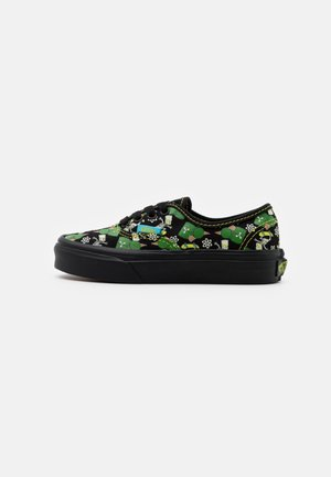 THE SIMPSONS AUTHENTIC - Sneakersy niskie - black/multicolor
