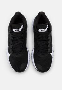 Nike Performance - RENEW ELEVATE - Basketball shoes - black/white/smoke grey