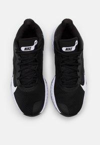 Nike Performance - RENEW ELEVATE - Chaussures de basket - black/white/smoke grey - 3