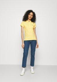 GANT - SUMMER - Poloskjorter - brimstone yellow - 1