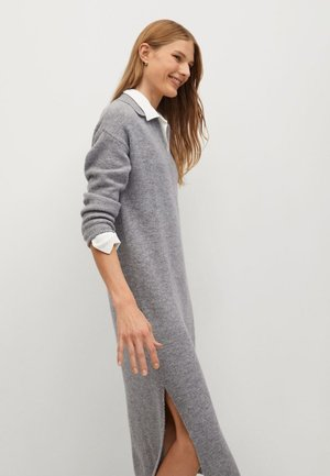 POLIN - Jumper dress - grijs