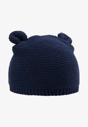 GARTER HAT - Bonnet - navy uniform